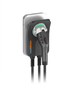 Punto de recarga de vehículos eléctricos EZIP
